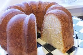 sour cream pound cake cook diary