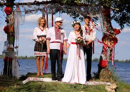 14 stunning wedding dresses from around the world ukraine