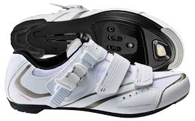 womens bike shoes shimano wr42 spd sl womens shoes white buy online 46 99