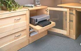 printer and file cabinet printer cabinet and lateral file cabinet home office pinterest