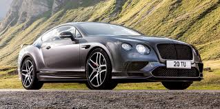 bentley continental supersports 2017 2017 bentley continental supersports world u0027s fastest four seater