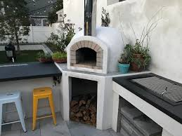 wood fired pizza oven build album on imgur