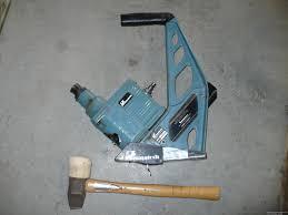 primatech p210 pneumatic hardwood flooring nailer hwnailerm