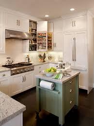 green kitchen island 20 cool kitchen island ideas hative