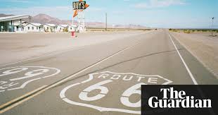 map us highway route 66 us road trip a guide to route 66 travel the guardian
