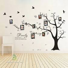 nursery wall stickers tree ebay