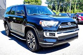 toyota 4runner limited 4wd 2016 used toyota 4runner 4wd 4dr v6 limited at alm marietta ga