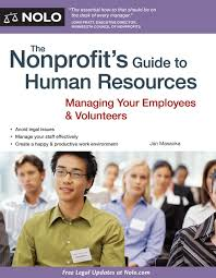 the nonprofit u0027s guide to human resources managing your employees