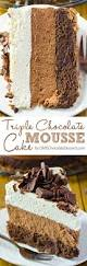 best 25 chocolate mousse cake ideas on pinterest chocolate