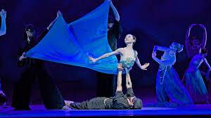 mermaid san francisco ballet episode