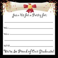 free printable graduation party invite u2013 flying caps crafty