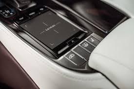 lexus ls 460 vs audi a8 by design 2018 lexus ls automobile magazine