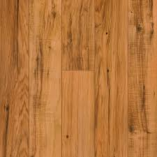 Pergo Laminate Flooring Colors Shop Pergo Max 4 92 In W X 3 99 Ft L Hampton Hickory Wood Plank
