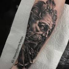 poseidon god theme s sleeve design will be