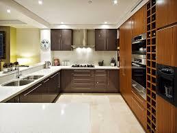 modern open plan kitchen designs