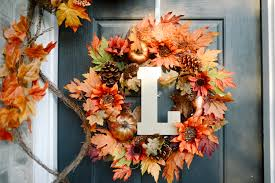 decorating with fall wreaths the home depot blog