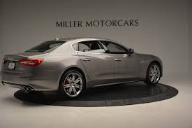 maserati quattroporte 2017 2017 maserati quattroporte s q4 granlusso stock m1686 for sale