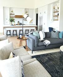 Living Rooms With Gray Sofas Gray Decor Living Room Ideas Healthfestblog
