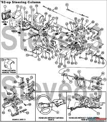 steering column teardown and ignition actuator replacement in a