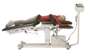 what is a traction table spinal decompression
