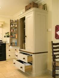 kitchen larder cabinet larder cabinets kitchens corner larder units for kitchens