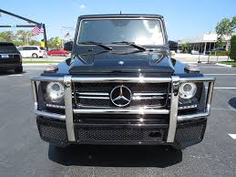 mercedes g wagon 2015 2015 used mercedes benz 4matic 4dr g 63 amg at fort lauderdale