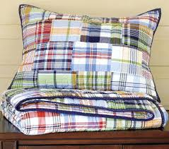 Pottery Barn Kids Quilts Boys Plaid Quilts U2013 Boltonphoenixtheatre Com