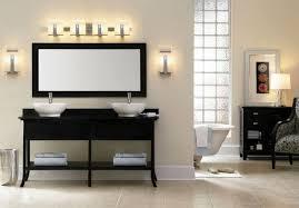 Bathroom Lights Above Mirror Impressive Mirror Design Ideas Two Different Above Bathroom Lights