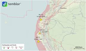 Peru South America Map by M U003d5 6 Earthquake Strikes Ecuador Peru Border Temblor Net