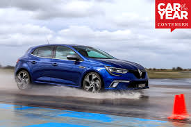renault hatchback 2017 renault megane 2017 car of the year contender wheels