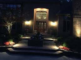 Landscape Lighting Contractor Outdoor Lighting Photos Baron Landscaping Cleveland Oh