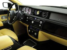 interior rolls royce ghost rolls royce phantom gcc limited edition 2005 picture 2 of 9
