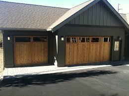garage doors custom custom made garage doors by central oregon garage door in bend oregon