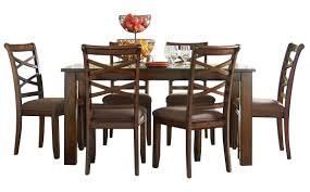 three posts crossback 7 piece dining set u0026 reviews wayfair
