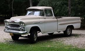 Classic Chevrolet 4x4 Trucks - napco four wheel drive vehicles wikipedia