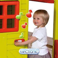 Casetta Amica Smoby by Smoby 7600310300 Casa Neo Floralie Amazon It Giochi E Giocattoli
