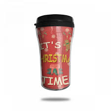 merry time best wishes small coffee thermos