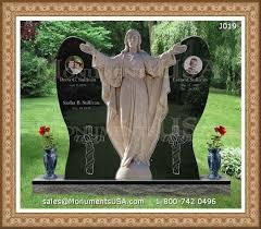gravestones for sale mount cemetery hillside il