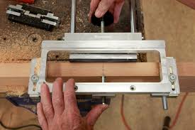 cabinet door router jig tectus hinges thisiscarpentry
