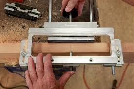 cabinet door router jig tectus hinges thisiscarpentry