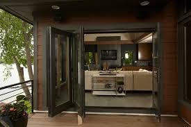 Folding Exterior Door Folding Patio Doors Inspiration Graphic Exterior Bifold Doors