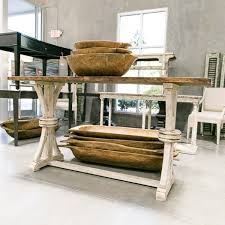 Wood Console Table Living Room Console Tables