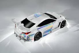lexus rc f road and track lexus rc gt3 overseas concept vehicle shown and dynamic