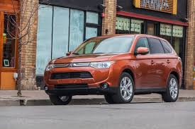 mitsubishi suv 2014 2014 mitsubishi outlander starts from 22 995 in the u s