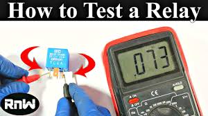 how to test a relay the correct way youtube