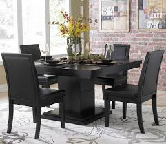 kitchen magnificent pedestal table base round glass dining table