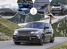 mansory range rover 2016 mansory range rover sport caricos com