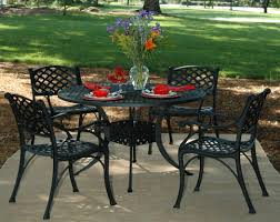 White Aluminum Patio Furniture Sets - aluminum outdoor furniture advantages all home decorations