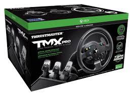 xbox one racing wheel thrustmaster tmx pro racing wheel xbox one pc xbox one on