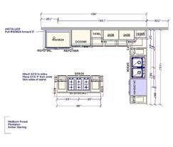 restaurant kitchen drawing interior design